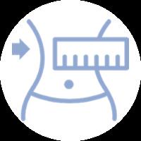 Fettzellen einfach vereisen - Kryolipolyse vernichtet hartnäckige Fettdepots mit Kältebehandlung. Dauerhaft, sanft, ohne Operation.