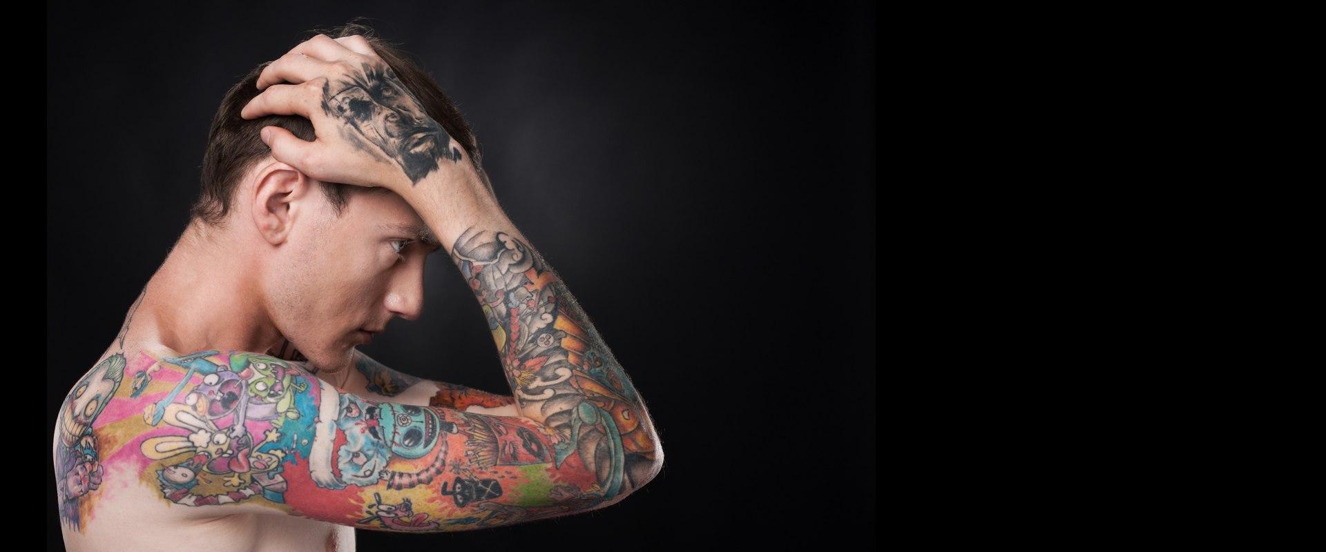 Tattooentfernung und Entfernung von permanent Make up mit sanfter Lasertechnologie in Berlin